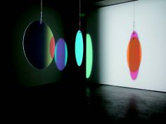 I really love the work of Olafur Eliasson. He creates remarkable things.