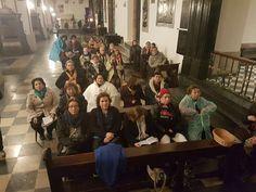 """Nuestros peregrinos que están recorriendo #Europa visitaron el santuario de la Virgen de #Czestochowa Patrona de #Polonia. Les compartimos unos datos interesantes del santuario.  La imagen de la Patrona de Polonia la Virgen de Czestochowa recibió la visita del Papa Francisco el 28 de julio durante el tercer día de la Jornada Mundial de la Juventud (JMJ) 2016 en Cracovia. El monasterio de Jasna Gora donde se encuentra la imagen conocida como """"La Madonna Negra"""" es casi una parada obligatoria…"""