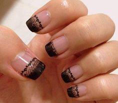 Just like all you girls, we are fixated with lace, too. Here are the best lace nail art designs that really caught our attention and we couldn't help but share them with you. Hope you'll enjoy looking at them and even try some of them yourself Related Posts25+ NEW YEARS NAIL ART DESIGNS 201715 Wonderful Nail art Designs for Pretty