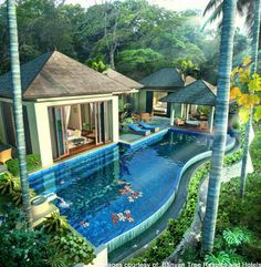 1000 Images About Modern Balinese Architecture Keys On