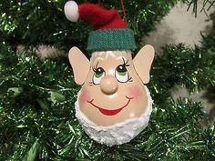 Cute and easy: angel ornament from christmas bulb Pinner wrote: the item has been removed from the link. Description from pinterest.com. I searched for this on bing.com/images