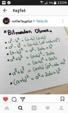 School Motivation, Study Motivation, Learn Turkish, Math Vocabulary, School Study Tips, Math Fractions, School Hacks, Study Notes, Galaxy Wallpaper