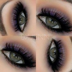Sexy Eyes #eyes #eyeshadow #eyemakeup - bellashoot.com