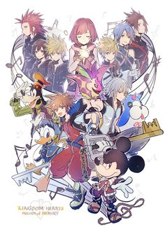 Kingdom Hearts Funny, Kingdom Hearts Characters, Kingdom Hearts Fanart, Disney Kingdom Hearts, Kingdom Hearts Wallpaper, Kindom Hearts, Disney Games, Scott Pilgrim, Drawing Reference Poses