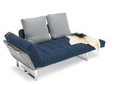 Sofa bed ROLLO CHROME - Innovation