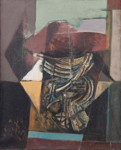 ŠTOLFA MIROSLAV 1930–2018 Bez názvu, 1969 Auction, Painting, Art, Painting Art, Paintings, Kunst, Paint, Draw, Art Education