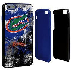 NCAA Florida Gators Paulson Designs Spirit Hybrid Case for iPhone 6 Plus One Size Black -- Check out the image by visiting the affiliate link Amazon.com on image.