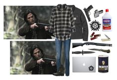 """""""Hunt w/ Sammy🔫#491"""" by tkcostner ❤ liked on Polyvore featuring Carhartt, rag & bone/JEAN, Madewell, RIFLE, Blackbird, Smith & Wesson, Ash, supernatural, winchester and sam"""