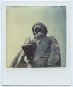 Andy Warhol by Lucile Le Doze on PX 70 Cool