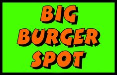 Big Burger Spot - Greensboro, NC Thank you Big Burger Spot for your 2016 Cool Cat Sponsorship! Greensboro Restaurants, State Of Nc, Big Burgers, Logo Restaurant, Good Burger, Love Eat, Stuff To Do, North Carolina, Cat