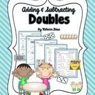 Several games and worksheets you can use to teach students how to add doubles and doubles plus 1 facts.  They will also connect doubles addition to...