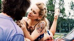 Tattoo | Veerle Baetens and Johan Heldenbergh in The Broken Circle Breakdown.