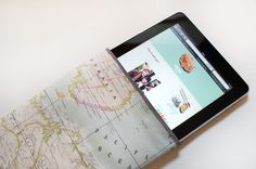 DIY: How To Make An iPad / Kindle Case