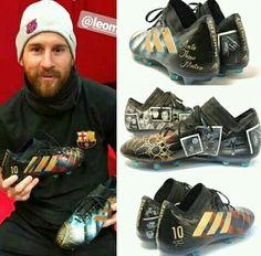 Special adidas Nemeziz 17 Messi