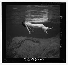 Toni Frissell (1907-1988) | Weeki Wachee spring, Florida, 1947 @ loc