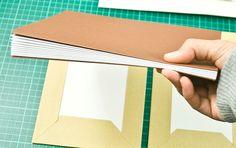 Book binding tutorial - FUN!