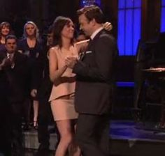 Kristen Wiig and Jason Sudeikis on SNL