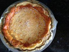 Receitas - Deliciosa Tarte de requeijão - Petiscos.com