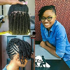 menoword hands down slays in her natural hair; Formally, Semi Formally, casually, name it!🔥 Last time we used anything that looked like Protective Hairstyles For Natural Hair, Natural Hair Braids, Braids For Black Hair, Natural Hairstyles, Black Hairstyles, African Braids Hairstyles, Braided Hairstyles, Flat Twist Hairstyles, Dreadlock Hairstyles
