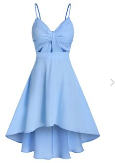 Cheap Party Dresses, Cute Prom Dresses, Dresses For Teens, Dance Dresses, Pretty Dresses, Sexy Dresses, Beautiful Dresses, Blue Homecoming Dresses, Lila Outfits