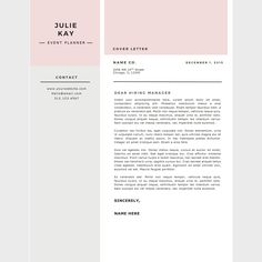 94 Best Resume Images On Pinterest Career Productivity And