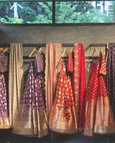 Then you are going to love the latest Jayanti Reddy Summer Lehengas. Beautiful scallop dupatta, fit & flare lehenga skirt + more. Wedding Dresses For Girls, Indian Wedding Outfits, Indian Outfits, Lehenga Designs Simple, Half Saree Designs, Blouse Designs, Half Saree Lehenga, Banarasi Lehenga, Sarees