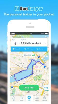 3 aplicaciones de fitness para iOS