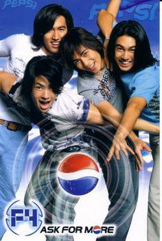Boys Before Flowers, Boys Over Flowers, Ken Chu, Vaness Wu, F4 Members, Bad Boys Movie, Vic Chou, Jerry Yan, Cute Drawings Of Love