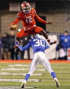The Hurdle Football Utah Football College Football