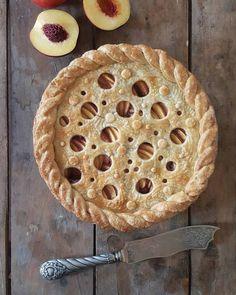 Pie Crust Designs by Karin Pfeiff Boschek