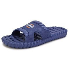Sale 14% (5.99$) - New Home Slipper Men Slipper Shoes Bathroom Sandals Flats Non-slip Slippers