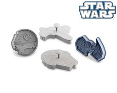 Star Wars Vehicle Cookie Cutters. Bought these to put in Ross' Easter basket. He's gonna love them!