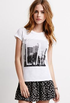L.A. Graphic Tee | Forever 21 - 2000097541