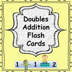 This is a great resource to use at a math center, with a math facts game or to send home at conference time for student practice. These cards are a great resource for practice and fluency! Attachment is editable to create your own as well. **This product goes great with my Yearlong Mega Math Bundle here: Mega Math Bundle!
