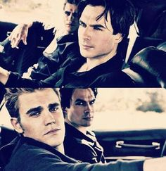 Salvatore brothers ♥