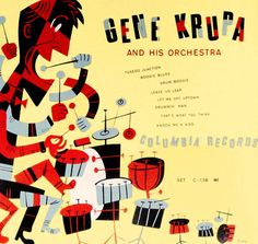 Columbia Records and the pioneers of jazz album cover design. Notes and pictures from Birka Jazz Archive. Lp Cover, Vinyl Cover, Cover Art, Jazz Art, Pochette Album, Album Cover Design, Design Graphique, Album Covers, Vinyl Records
