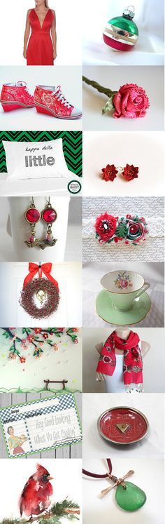 A Few of My favorite Things! by Efi on Etsy--Pinned with TreasuryPin.com