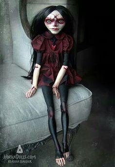 ♡~~~ Horka Dolls ~  Acherontia  ~~~♡