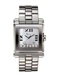 Mother of Pearl & Diamond Watch