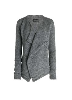 Cuz I really need another grey sweater :) simple - zadig & voltaire
