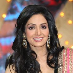 Sri Devi  Can you guess how old she is?