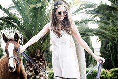 Camisón de la colección de lenceria de Pol Nuñez #Lenceria #brides #modamujer