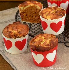 Cooking is love you can taste Muffins, Gluten, Canning, Breakfast, Food, Morning Coffee, Muffin, Home Canning, Eten
