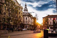 Cluj Napoca byMihai Catoiu