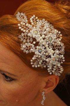 New handmade tiara