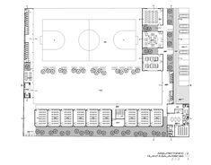 Galeria de Colégio Nueva Era Álamo / HFS Arquitectos + MN Arquitectos - 38