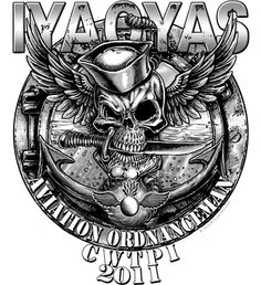 Definitely Navy Ordnance