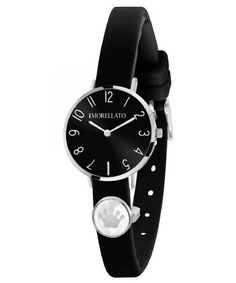 Features: Stainless Steel/Brass Case Silicon Strap Quartz Movement Caliber: Mineral Crystal Black Sunray Dial Analog Display Solid Case Back Buckle Clasp Water Resistance Approximate Case Diameter: Approximate Case Thickness: Online Watch Store, Silicone Bracelets, Watch Brands, Krystal, Minerals, Quartz, Brass, Stainless Steel, Watches