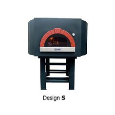 Four à bois pour les pizzas, Série D