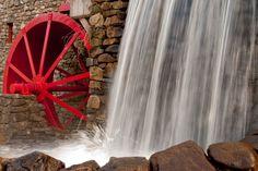 Grist Mill, Sudbury, MA